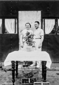 Ehepaar Höth in den 30-er oder 40-er Jahren