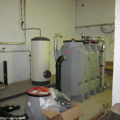 Fettabscheider für die Küche und Warmwasserspeicher