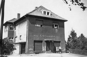Spielhagen etwa 50er Jahre