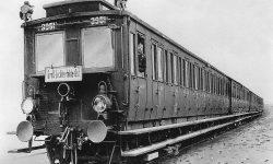 Triebwagen des Jahres 1906