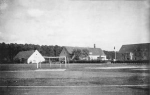 Fliegerschule in Genshagen