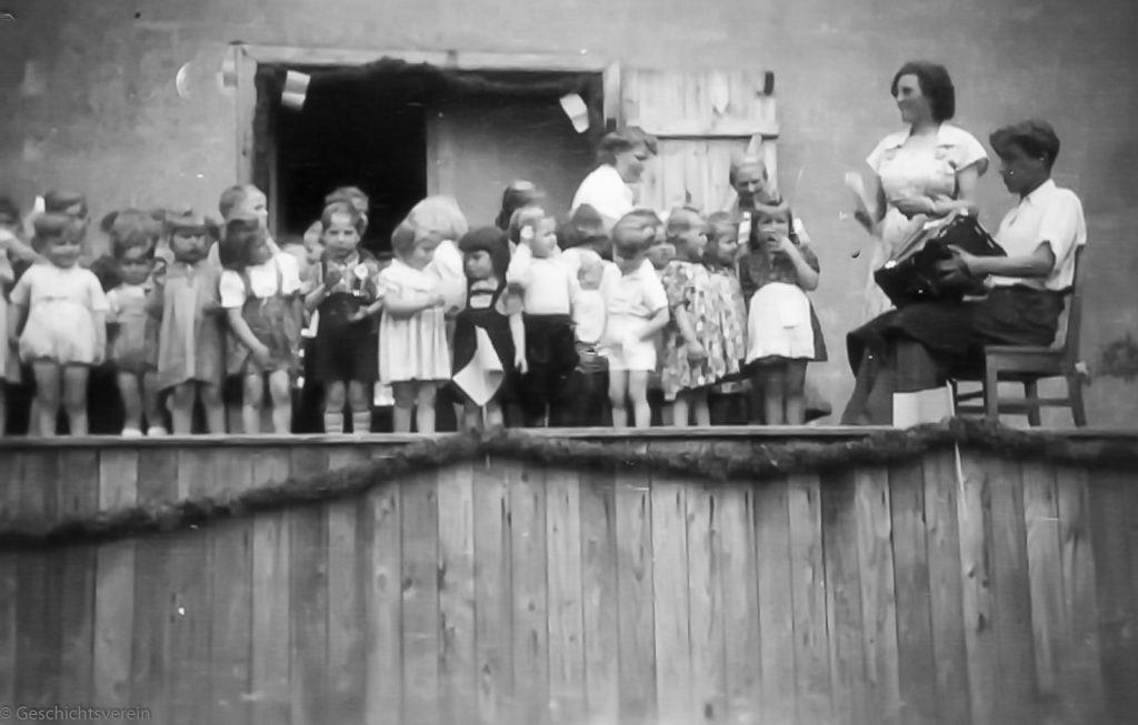 Kindertag 1952