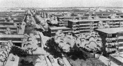 Schaubild der Großsiedlung